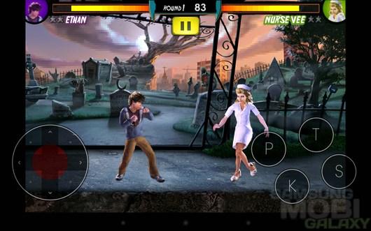 Humans VS Vampires – бои с вурдалаками для Android