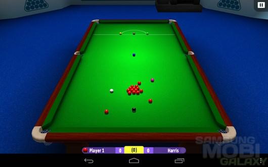 International Snooker HD – реалистичный снукер для Android