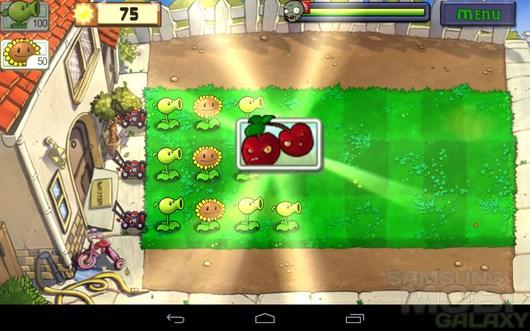 Plants vs Zombies – растения уничтожают зомби для Android