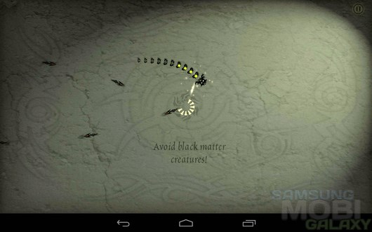 Shadow Snake HD – невиданная змейка для Android
