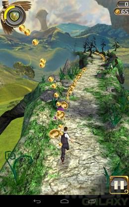 Temple Run: Oz – великий и могучий побег для Android