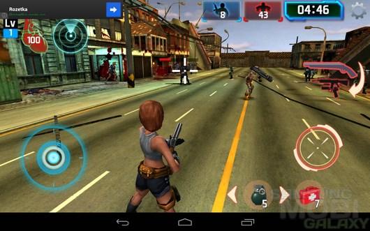 Zombie Master World War – война с зомби для Android