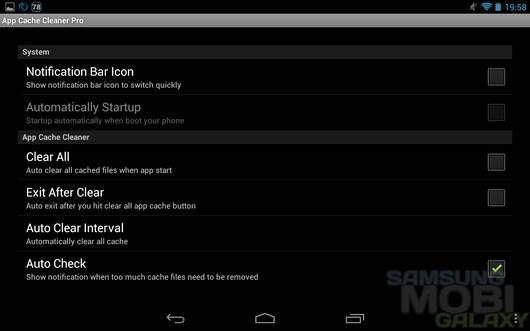 App Cache Cleaner Pro – эффективная очистка кэша для Android