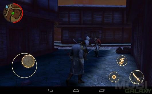 BackStab – преданный королевством для Android