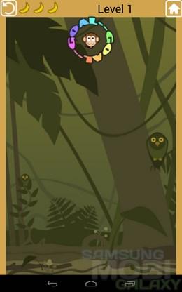 Blast Monkeys – приключение обезьянки для Android