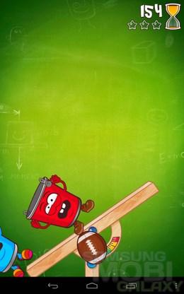 Bucketz – поддерживаем баланс для Android