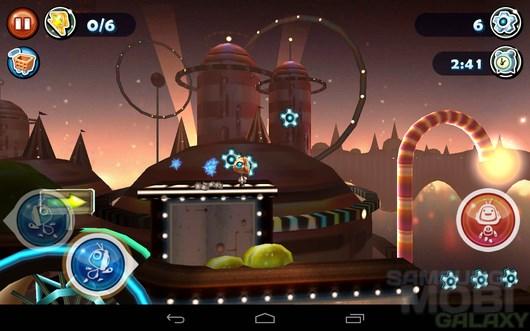 Cordy 2 – робот снова в биде для Android