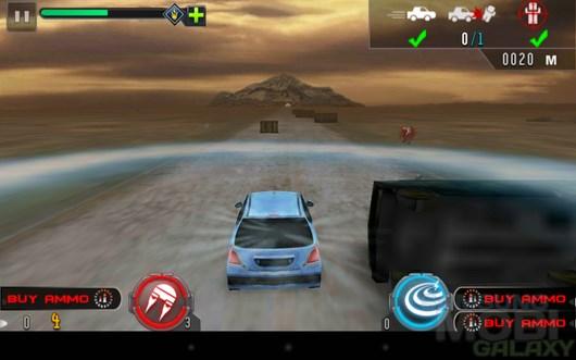 Dead Crossing – покидаем город зомби для Android