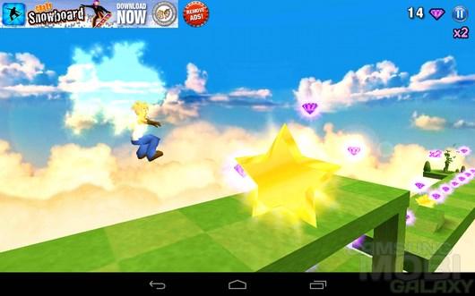 Diversion – трехмерный спринт для Android