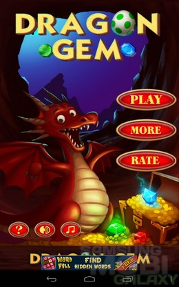 Dragon Gem – история одного дракона для Android