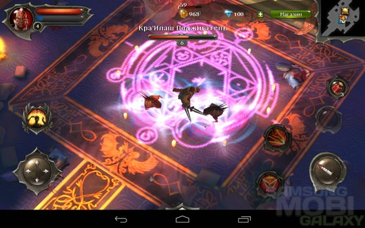 Dungeon Hunter 4 – демоны возвращаются для Android