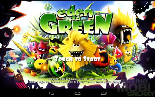 Eden to Green – растения уничтожают машины для Android