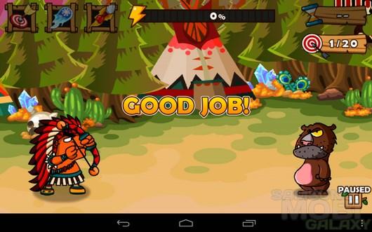 Fruit Shoot – веселая стрельба для Android