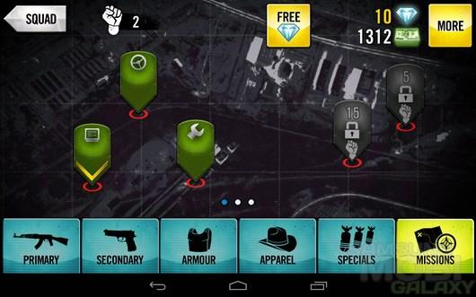 Guns 4 Hire – борьба с терроризмом для Android