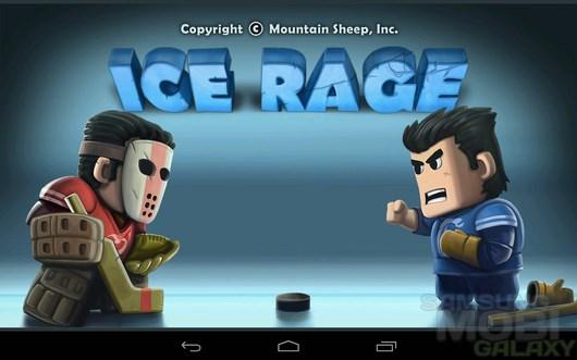 Ice Rage – пламенный лед для Android