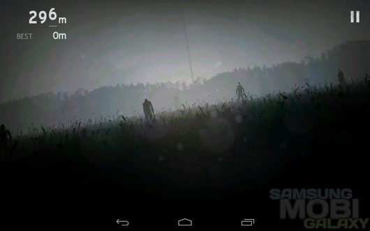 Into the Dead – шествие среди зомби для Android