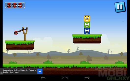 Knock Down – восстание пузырьков для Android