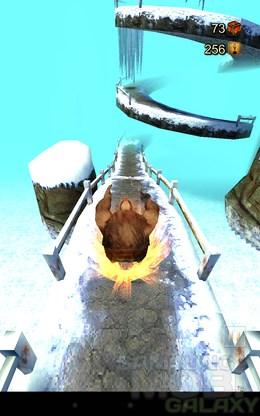 Lost Temple II – снежный побег для Android