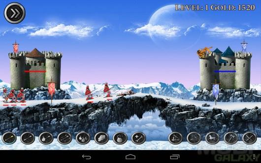 Medieval – защита средневековой крепости для Android
