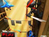 NinJump – прыжки по отвесным стенам для Android