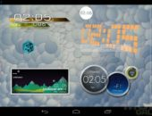 One More Clock Widget – набор часов для Android