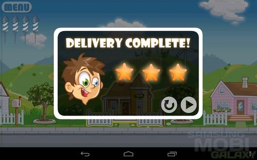 Postman Adventures – быстрая почта для Android