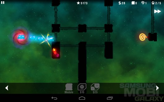 Radiant Defense – оборона космической башни для Android