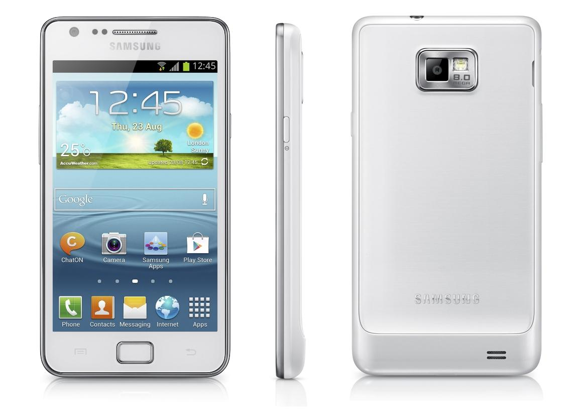 Обзор смартфона Samsung GALAXY S II Plus GT-I9105: фото и ...