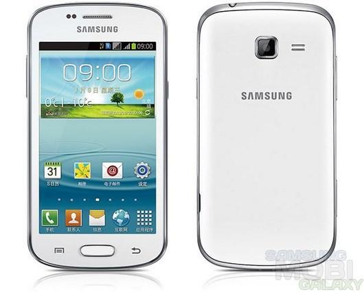 Samsung выпустит Galaxy Trend II и Galaxy Trend II DUOS