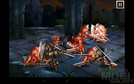 Sefirah – война за кристаллы для Android