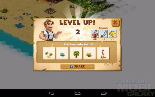 Shipwrecked – затерянный остров для Android