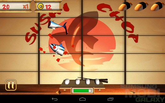 SushiChop – сушимастер для Android