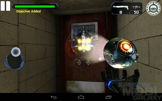 The Conduit HD – тайный заговор для Android