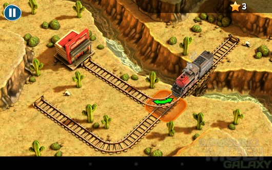 Trainz Trouble – железнодорожное решение для Android