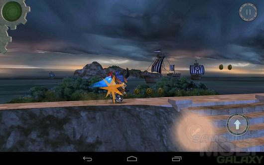 Wind-up Knight – заводной рыцарь для Android
