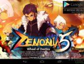 ZENONIA 5 – старые воины снова в деле для Android