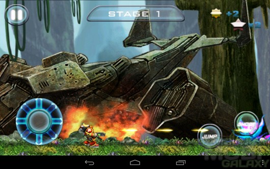 Final Battle on Mystery Planet – неизведанная планета для Android