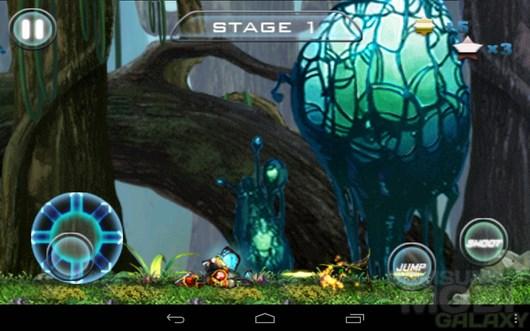 Final Battle on Mystery Planet – неизведанная планета для Android