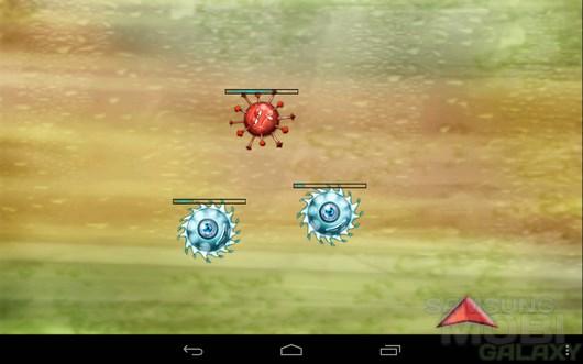 Gene Labs – генная лаборатория для Android