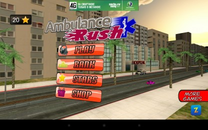 Ambulance Rush1