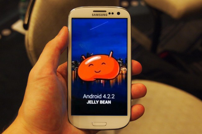 Прошивка Android 4.2.2 Samsung Galaxy S3 уже доступна
