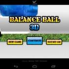 Balance Ball 3D – балансируем шаром