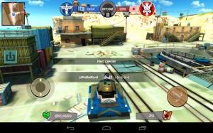 Blitz Brigade - онлайн угар! для Android