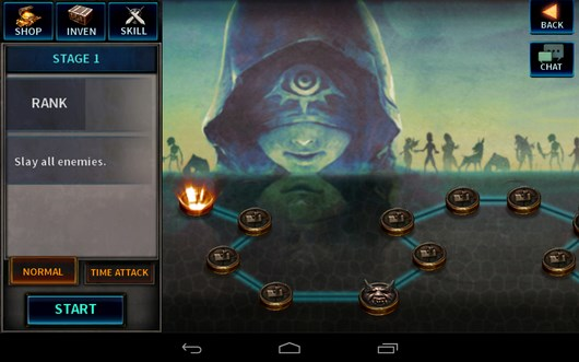 Скачать На Русском Языкеdark Avenger Android