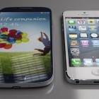 Различные видеосравнения Galaxy S4 и iPhone 5