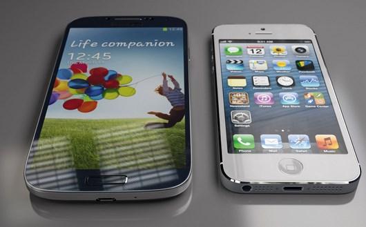 Различные видеосравнения Galaxy S4 vs iPhone 5