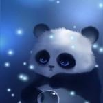 Panda LWP – милый мишка панда