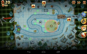 Toy Defense 2 - игрушки снова в бою для Android