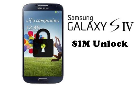 Делаем SIM разблокировку на Samsung Galaxy S4 GT-I9500 с процессором Exynos 5 Octa