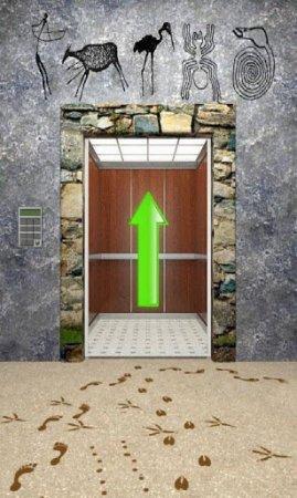 Разнообразие игрового процесса 100 Дверей: ПОБЕГ! на Android